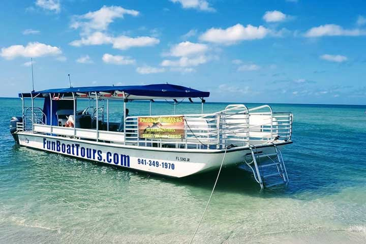 Siesta Key Adventure Cruise